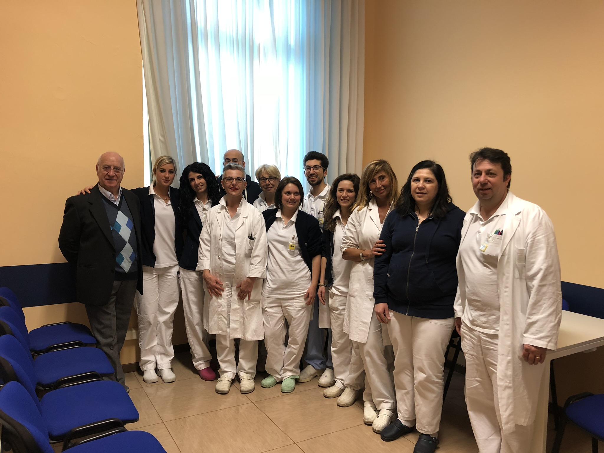 Impianto di filodiffusione musicale – Ospedale Borgo Trento di Verona